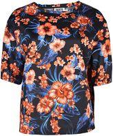 Fausto Puglisi Floral Print T-shirt