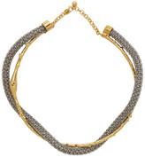 Chloé Gold Daria Twig Necklace