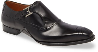 Mezlan Phillipe Monk Strap Shoe