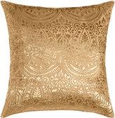 """Amity Home Grazia Burnout Velvet Pillow, 20""""Sq."""