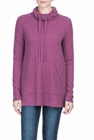 Lilla P Long Sleeve Cowl Neck Tunic