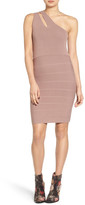 Leith Bandage One-Shoulder Dress