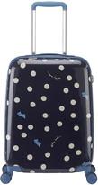 Radley Vintage Dog Dot Suitcase - Small