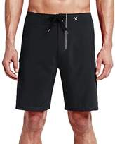 """Hurley Mens One and Only 19"""" Phantom Boardshorts"""