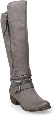 So Redpoll Women's Knee High Boots