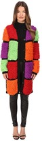 Moschino Multicolor Mod Cardigan