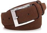 Daniel Cremieux Suede Leather Belt