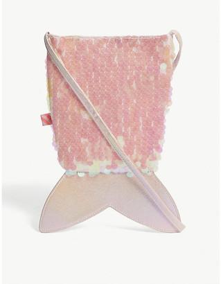 Billieblush Mermaid tail bag