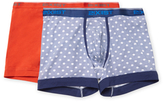2xist Essential No Show Boxer Brief (2 Pack)