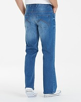 Union Blues Bootcut Fit Jeans 31 Inch