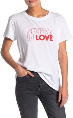 Sub Urban Riot Believe In Love Loose T-Shirt