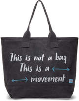 Toms Slate This Is Not A Bag This Is A Movement All Day Tote