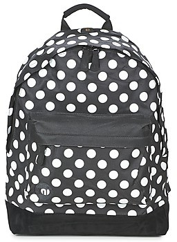 Mi-Pac Mi Pac ALL POLKA women's Backpack in Black