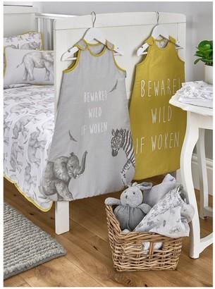 Samantha Faiers Little Knightley's by Sam Faiers Wild If Woken Sleep Bag - 2.5 Tog - 6-12 Months