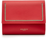 Nina Ricci Embellished Leather Wallet