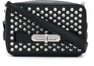 Alexander McQueen The Myth studded shoulder bag