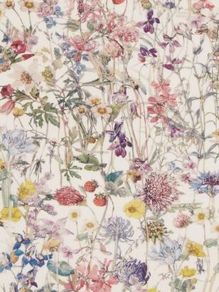 Liberty London Wild Flowers Print Fabric, Multi