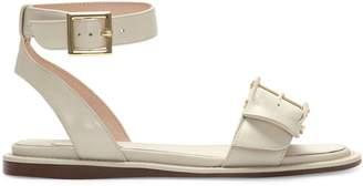 Louise et Cie Benue Ankle-Strap Leather Sandals