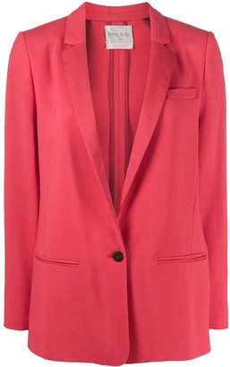 Forte Forte Oversized Single-Breasted Blazer