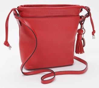 Vince Camuto Leather Bucket Bag - Suno