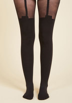 Pretty Polly Suspends Thriller Tights