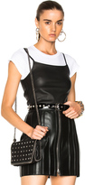 Helmut Lang Leather Strap Tank Top