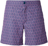 Fashion Clinic Timeless - chain print swim shorts - men - Nylon/Spandex/Elastane - S