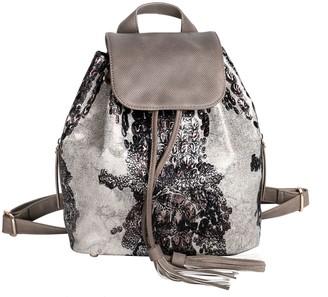 Hanson Karla RFID Blocking Convertible Backpack- Eva