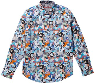 Robert Graham Kraftmeyer Classic Fit Shirt