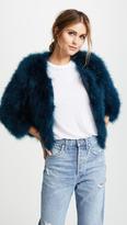 Yumi Kim Away We Go Feather Jacket