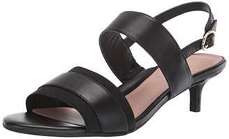 Taryn Rose Women's Odette Heeled Sandal M M US