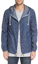 Altru Men's 'Foundry' Rain Print Chambray Jacket