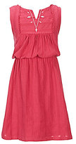 Copper Key Big Girls 7-16 Embroidered Lace Dress