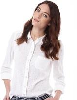 Superdry Womens Shifley Shirt Optic
