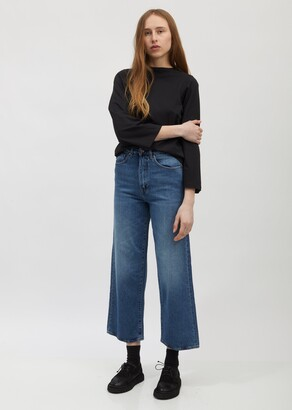 Totême Flair Wideleg Jeans 32""