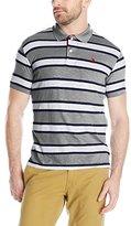 U.S. Polo Assn. Men's Slub Slim Fit Polo Shirt