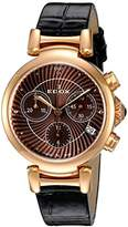 Edox Women's 10220 37RC BRIR LaPassion Analog Display Swiss Quartz Watch