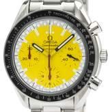 Omega Speedmaster Yellow Steel Watches