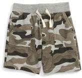 Toddler Boy's Peek Stephen Camo Shorts