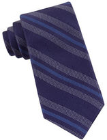 Michael Kors Striped Silk Tie