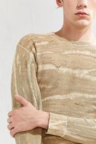 Hanes X US Rags Camo Dye Thermal Long Sleeve Tee