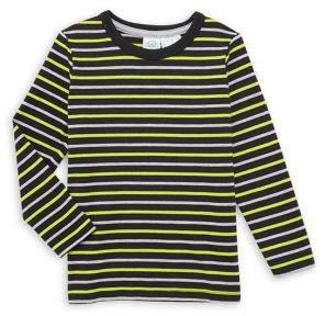 Bob Der Bar Little Boy's Striped Shirt