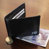 Jonny's Sister Personalised Initial Wallet
