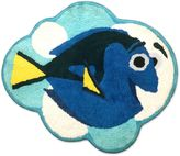 "Finding Dory ""Adoryble"" Tufted Shaped Bathroom Rug"