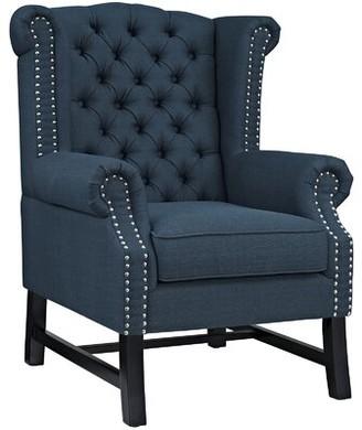 Modway Armchair Upholstery: Azure
