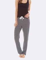 Deshabille Essential Pant Black/White