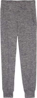 Habitual Lainey Heathered Twist Front Jogger Pants
