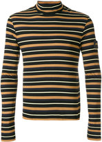 Stella McCartney striped turtleneck top