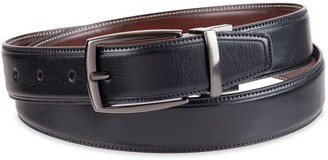 Croft & Barrow Men's Reversible Dress Belt