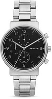 Skagen Ancher Chronograph Bracelet Watch, 40mm